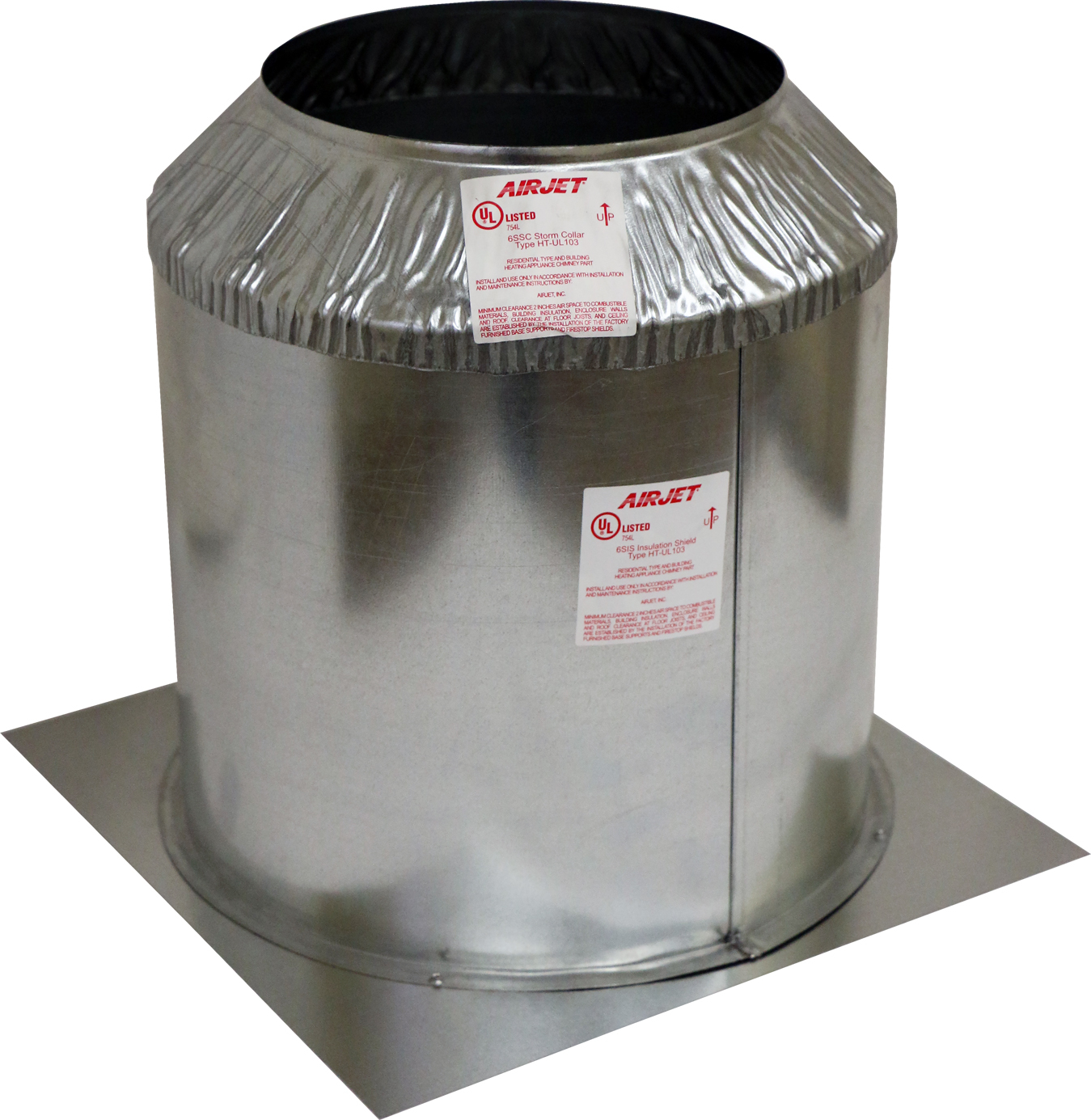 Attic Insulation Shield