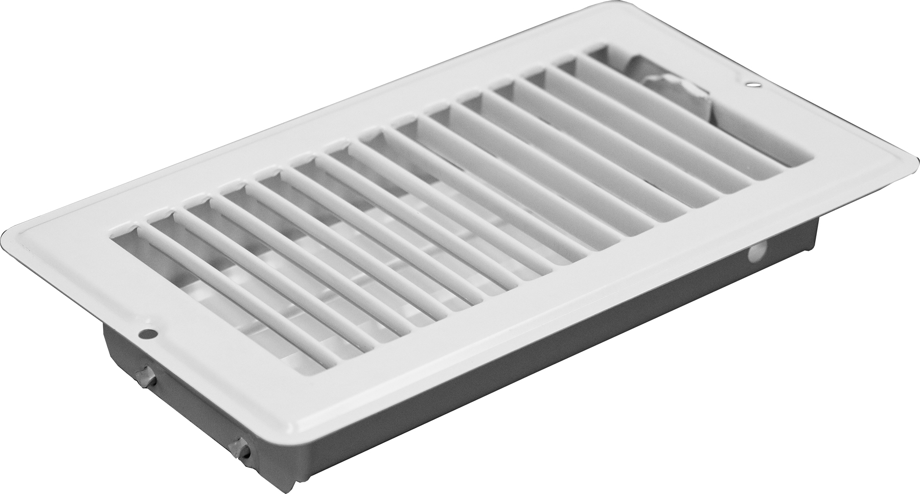 Standard floor registers for 10 x 12 floor grate